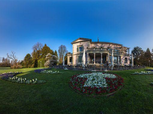 360° Panorama Cham, Villette-Park – Villa