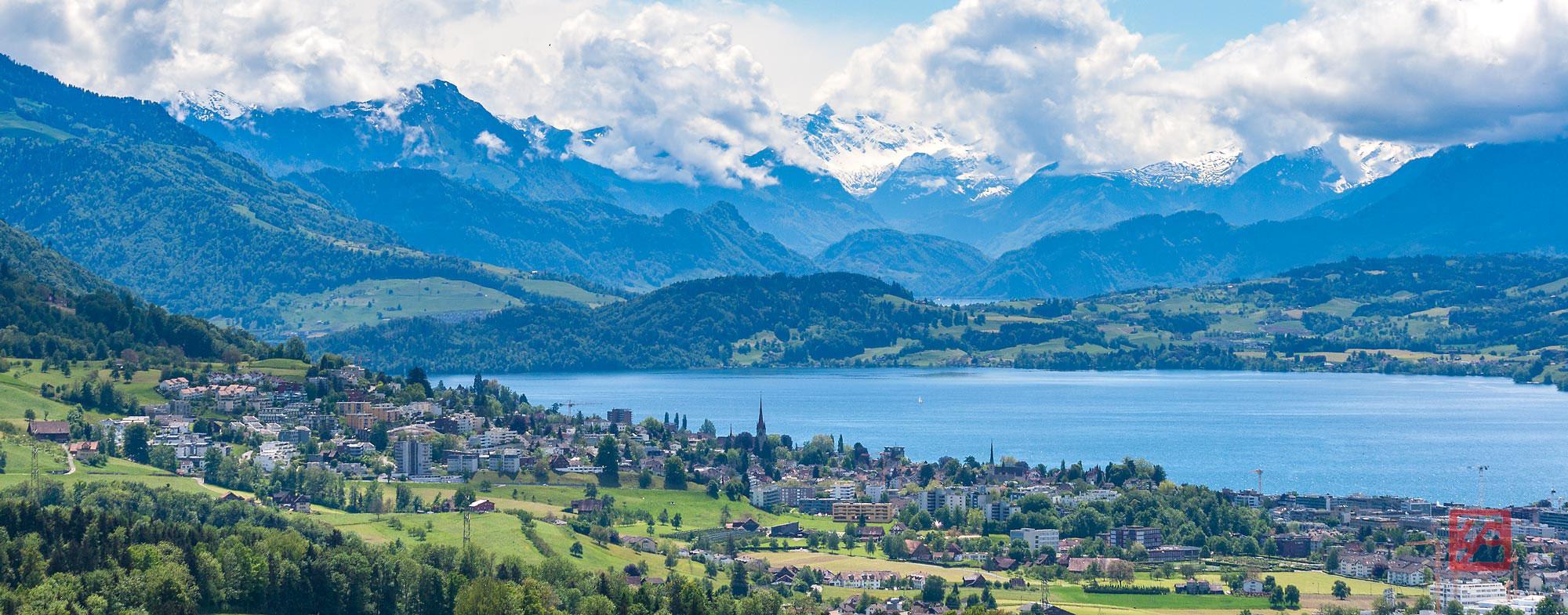 Kanton Zug | 360°-Panorama-Touren